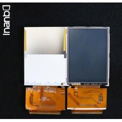 LCD رنگی 3.2 اینچ همراه با تاچ اسکرین