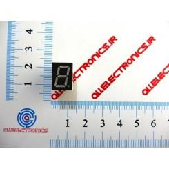 سون سگمنت ریز آبی 0.43 اینچ