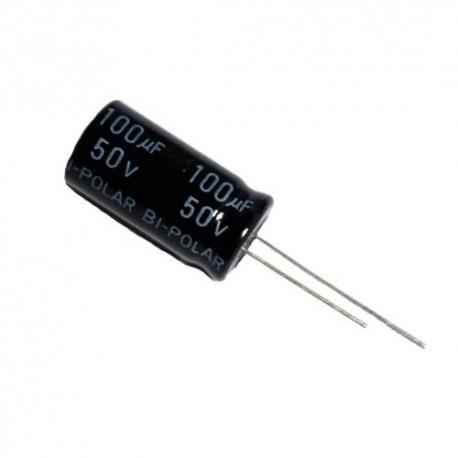 خازن الکترولیت 100uF-50V