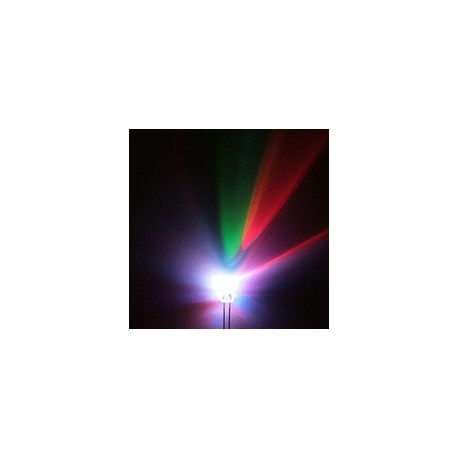 ال ای دی 5mm دو پایه هفت رنگ
