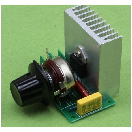 ماژول دیمر 3.8 کیلو وات - 220 ولت AC