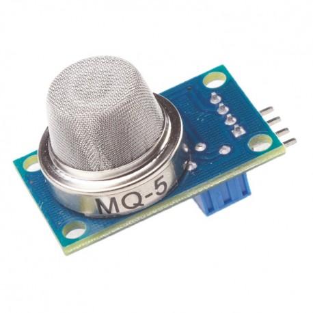 ماژول سنسور تشخیص گاز طبیعی(متان) MQ-5