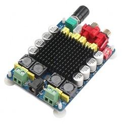 ماژول آمپلی فایر دو کاناله(استریو) 100 وات TDA7498