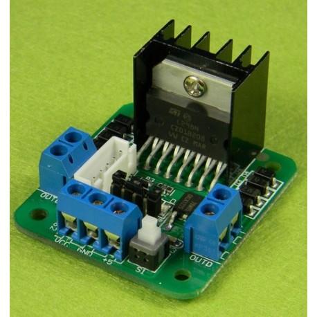 درایور Bipolar Stepper Motor - DC Motor دو کاناله L298N Dual H Bridge