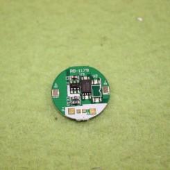 مدار محافظ و کنترل شارژ باتری لیتیومی DW01 (تک سل18650)