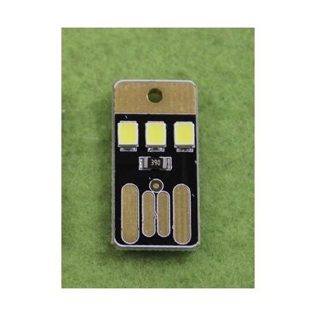 چراغ مطالعه مینیاتوری USB - چراغ LED کوچک USB