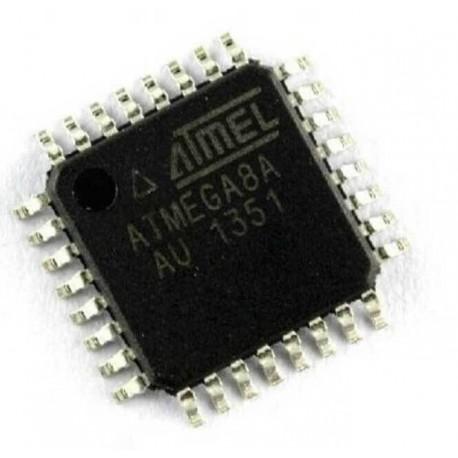 میکروکنترلر ATMEGA8A-AU