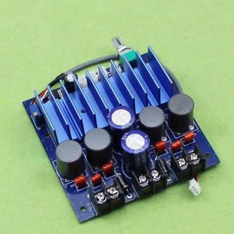 ماژول آمپلی فایر دو کاناله(استریو) 100+100 وات TDA7498