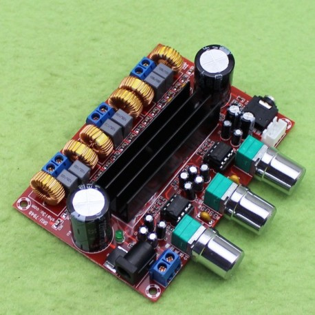 ماژول آمپلی فایر TPA3116D2 استریو 50*2 همراه با ساب ووفر 100 وات