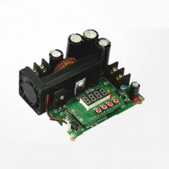 ماژول DC به DC افزاینده 900w با قابلیت تنظیم جریان و ولتاژ خروجی