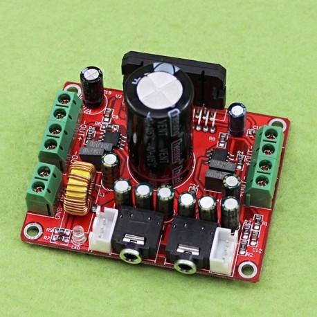ماژول آمپلی فایر TDA7854 چهار کاناله 47*4 وات دارای مدار حذف نویز BA3121