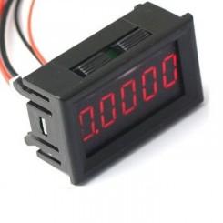 آمپرمتر پنلی دیجیتالی دقیق DC 0-3.0000A