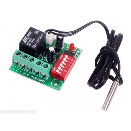 ماژول کنترلر دما(ترموستات)W1701