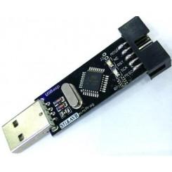 پروگرمر USBasp برای AVR ,S51 دارای فیوز محافظ و سرعت رایت اتوماتیک