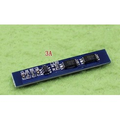 مدار محافظ و کنترل شارژ باتری لیتیومی دو سل 3 آمپر