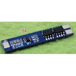 مدار محافظ و کنترل شارژ باتری لیتیومی دو سل 5 آمپر