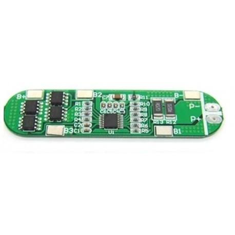مدار محافظ و کنترل شارژ باتری لیتیومی 4 سل 6 آمپر