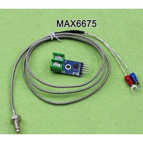 ماژول ترموکوپل MAX6675 K