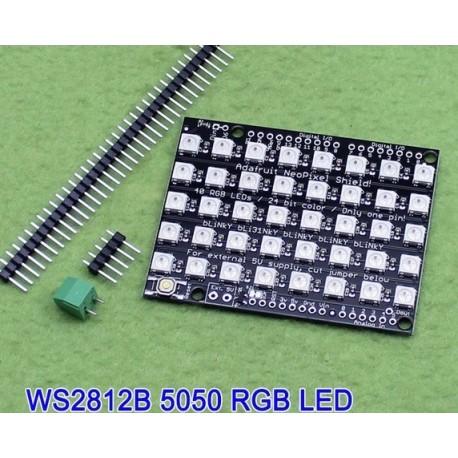 ماژول LED RGB چهل بیتی WS2812