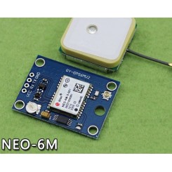 ماژول GPS موقعیت یاب جغرافیایی ublox Neo 6m ورژن 2