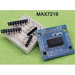 ماژول صفحه نمایش دات ماتریس MAX7219