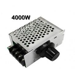 دیمر 4 کیلو وات SCR - ولتاژ 220 ولت AC