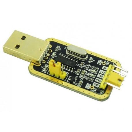 ماژول USB به TTL سریال CH340G - پشتیبانی از ویندوز 8