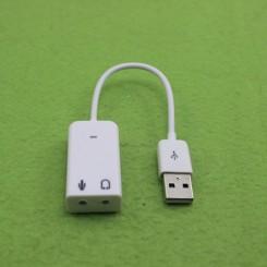 کارت صدای اکسترنال USB Sound Adapter 7.1