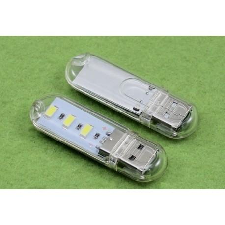 ماژول چراغ LED کوچک USB دارای قاب محافظ
