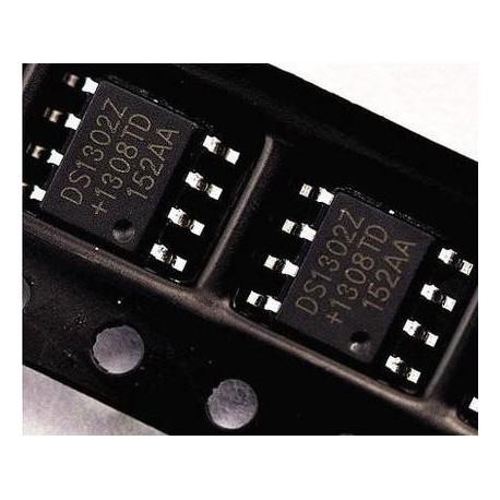 آی سی ساعت DS1302z