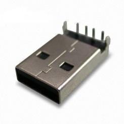 كانكتور USB-A نری رو بردی DIP