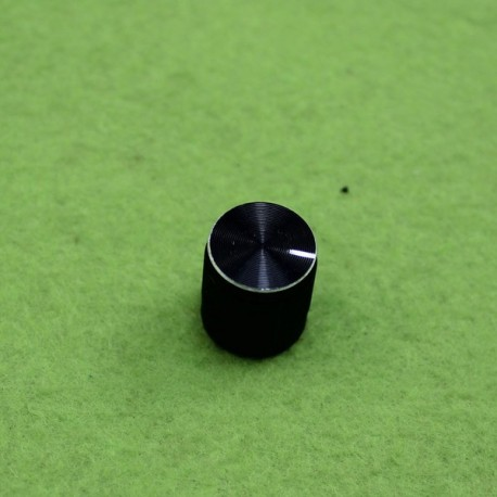 سر ولوم آلومینیومی (مشکی)14.5mm