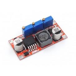 مبدل کاهنده DC-DC با قابلیت کنترل جریان و ولتاژ