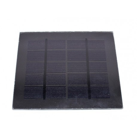 پنل خورشیدی5 ولت 250 میلی آمپر