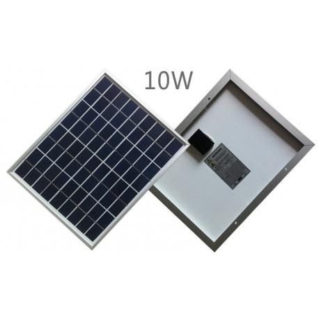 پنل خورشیدی 18 ولت 10 وات