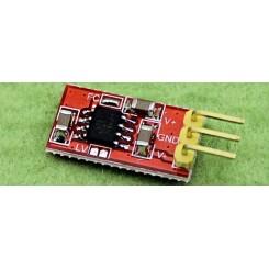 ماژول معکوس کننده ولتاژ LM7660 دارای دامنه ورودی 1.5V تا 5.5V