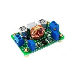 مبدل DC-DC کاهنده با قابلیت کنترل جریان و ولتاژ خروجی
