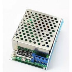 مبدل DC-DC افزاینده 150 وات با نمایشگر ولتاژ