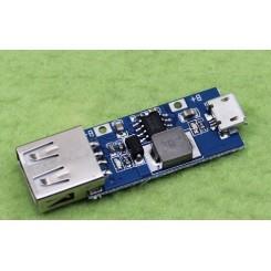 مبدل افزاینده 5 ولت با خروجی USB