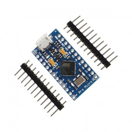آردوینو پرو میکرو - Arduino Pro Micro