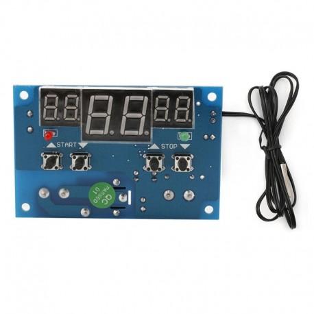 ماژول ترموستات دیجیتال W1401 دارای نمایشگر و کلیدهای کنترلیماژول ترموستات دیجیتال W1401 دارای نمایشگر و کلیدهای کنترلی