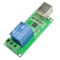 ماژول یک کاناله کنترل رله USB