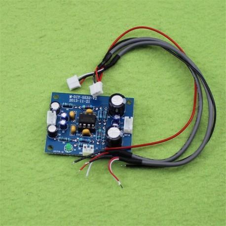 ماژول پری آمپلی فایر با آی سی NE5532