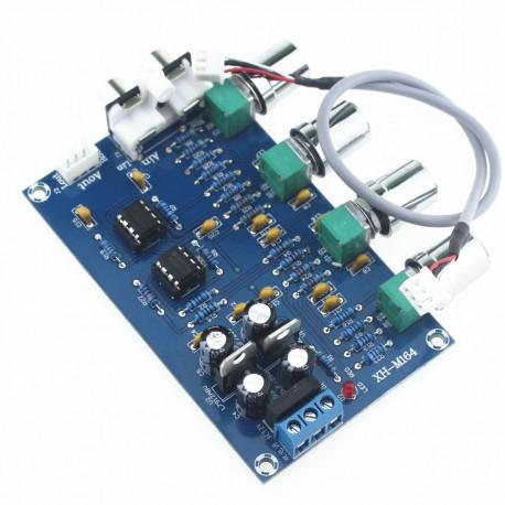 ماژول تن کنترلر با آی سی NE5532