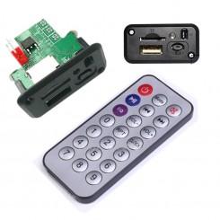 ماژول پخش فایل های صوتی USB / TF CARD