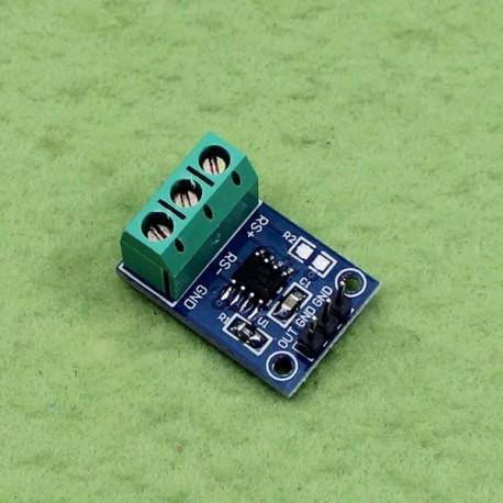 ماژول سنسور جریان 3 آمپر MAX471