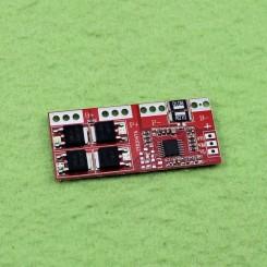 مدار محافظ و کنترل شارژ باتری لیتیومی چهار سل 30 آمپر