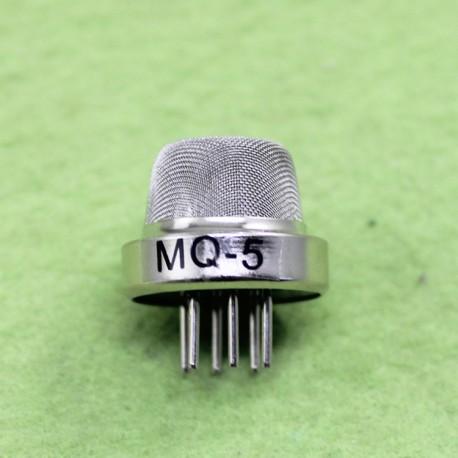 سنسور گاز طبیعی / LPG / زغال سنگ MQ-5