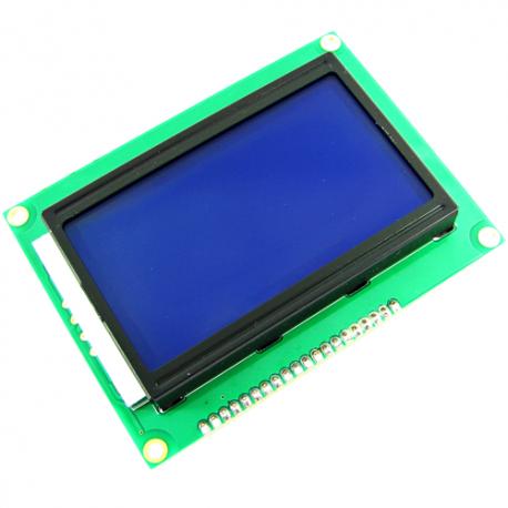 نمایشگر GLCD 64*128 گرافیکی با درایور KS0108
