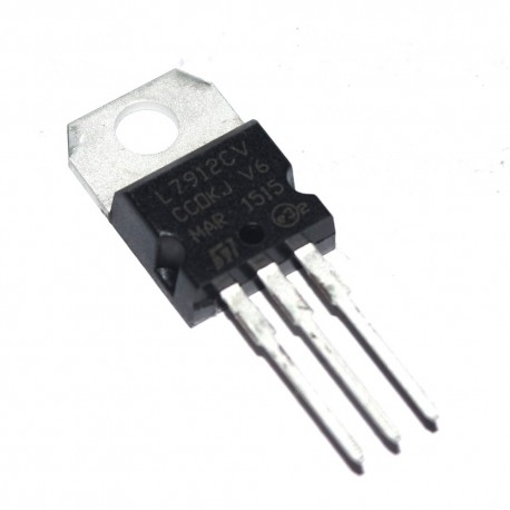 رگولاتور منفی 12 ولت L7912CV